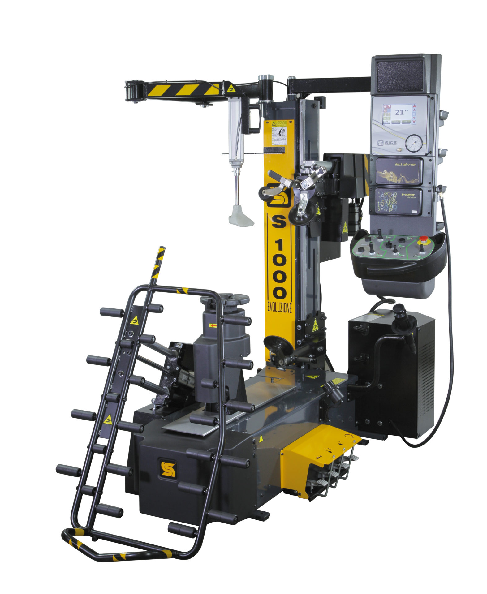 Sice S100 Automatic Tyre Changer