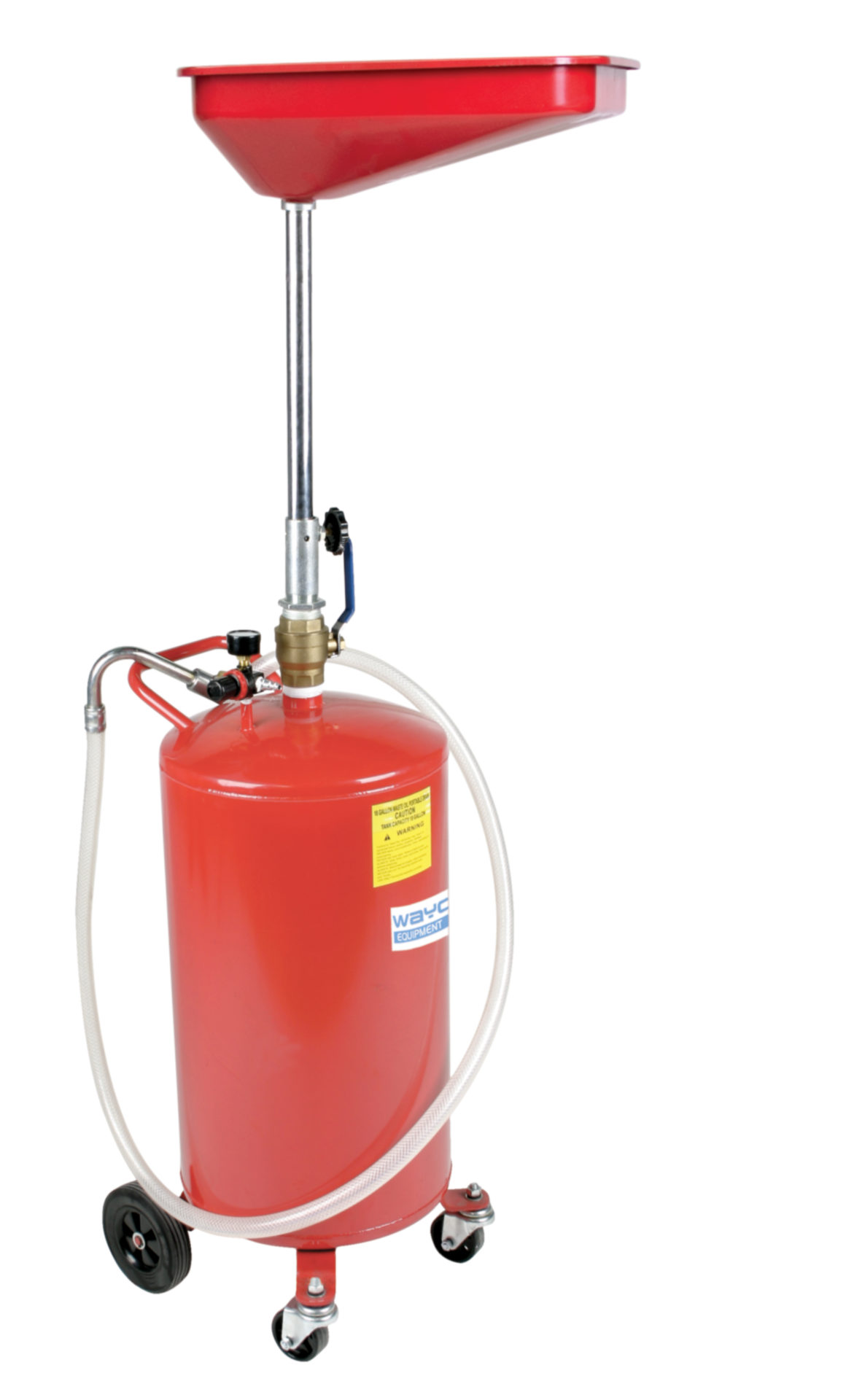 Wayco air operated oil drain 80 litres